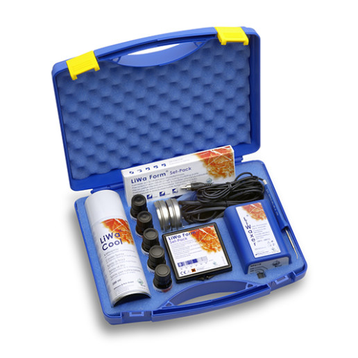 LiWaxer-Koffer WP-Dental